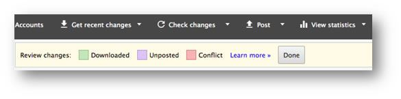 Adwords Editor Accept Changes