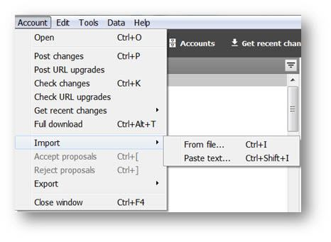 Adwords Editor Import CSV