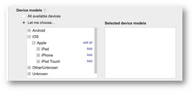 Device Models