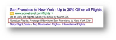 Dynamic Structured Snippets