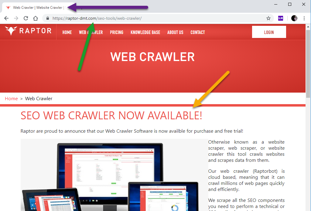 Ultimate Guide to Web Crawling | Raptor