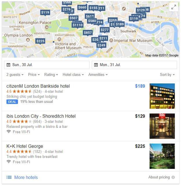 Hotel Ads