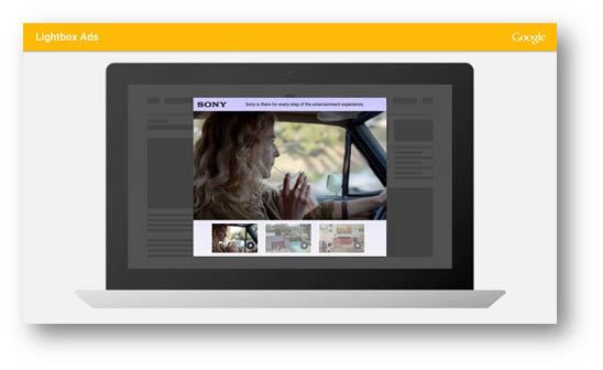Lightbox and Engagement Ads