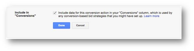 Setting Up Cross Device Conversions