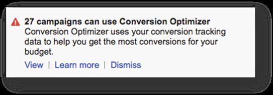 Standard Strategy (AKA Conversion Optimizer)
